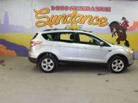 Silver 2014 Ford Escape SE AWD 6-Speed Automatic