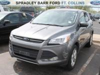 A BARELY-DRIVEN FORD SUV AT A REDUCED PRICE!!! CHECK