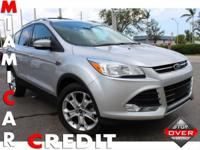 2014 Ford Escape Titanium 4WD 4WD-Four wheel driver
