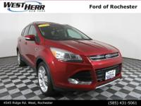 A West Herr Peace of Mind vehicle! New Price! 2014 Ford