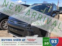 AWD. New Price! CARFAX One-Owner. Clean CARFAX. Black