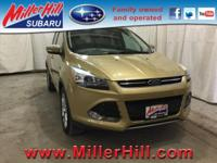 2014 Ford Escape AWD Titanium 2.0L Turbo ready to go!