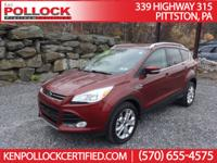 2014 Ford Escape Titanium, CARFAX Certified One Owner!