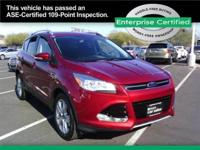 Ford Escape Compact SUV purchasers, look into this