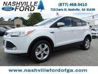 Recent Arrival! 2014 Ford Escape SE FWD 6-Speed