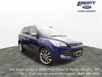 One-Owner. Clean CARFAX. Certified. 2014 Ford Escape SE