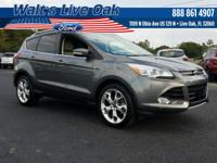 New Price! 2014 Escape Ford Clean CARFAX. Priced below