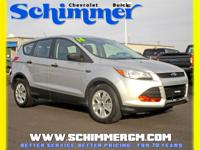 Used 2014 Ford Escape S FWD in stock at Schimmer Ford