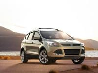 Options:  2014 Ford Escape Fwd 4Dr S Used|Black 6-Speed