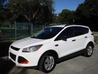 Options:  2014 Ford Escape S|Come And Visit Us At
