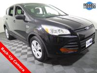2014 Ford Escape S with a 2.5L Duratec Engine. Cloth
