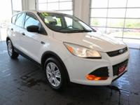 Options:  2014 Ford Escape