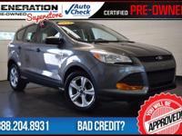 Escape S, 4D Sport Utility, and 2014 Ford Escape. Don't