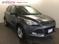 2014 Ford Escape SE Sterling Gray Metallic Certified.