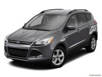 Recent Arrival! 2014 Ford Escape SE AWD 6-Speed