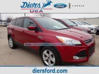 Ruby Red Tinted Clearcoat 2014 Ford Escape SE AWD