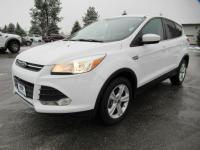 Take command of the road in the 2014 Ford Escape! It