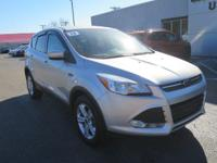 AWD, 2014 Ford EscapeSE in Ingot Silver Metallic,