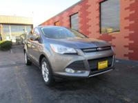 Trustworthy and worry-free, this Used 2014 Ford Escape