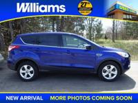 Options:  2014 Ford Escape Se|Blue|Clean Vehicle