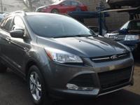 2014 Ford Escape SE Sterling Gray Metallic CARFAX
