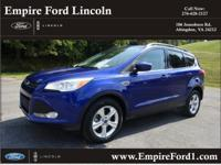 Options:  2014 Ford Escape Se|Awd Se 4Dr Suv|2.0L|4
