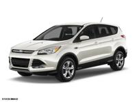 Options:  2014 Ford Escape Se|Miles: 11044Color: White