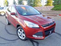Take in this impressive 2014 Ford Escape SE AWD shown