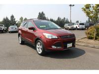 Recent Arrival! **Ford Certified Pre-Owned** SE 4WD, SE