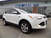 2014 Ford Escape SE Four Wheel Drive!! Only 16,000