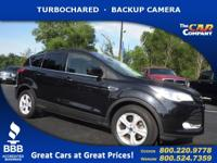 Used 2014 Ford Escape,  DESIRABLE FEATURES:   LEATHER