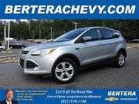 **ONE OWNER/CLEAN CARFAX** SE, 1.4 L, 4-Cylinder,