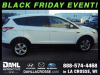 Recent Arrival! 2014 Ford Escape SE CARFAX One-Owner.