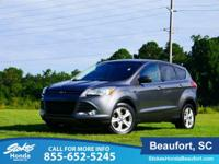 STOKES HONDA CARS OF BEAUFORT. 2014 Ford Escape Grey