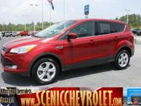 Come see this 2014 Ford Escape SE. Its Automatic