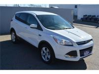 We are excited to offer this 2014 Ford Escape. When you
