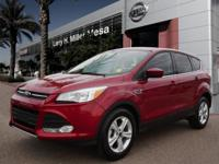 This 2014 Ford Escape SE includes traction control and