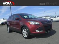 Used 2014 Escape, 33,522 miles, options include: a Sync