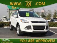 Options:  2014 Ford Escape: Back For A Second Year