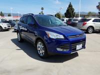 Options:  2014 Ford Escape Se|Blue|Super Clean Ford