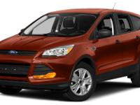 Options:  2014 Ford Escape Se|Miles: 34291Color: