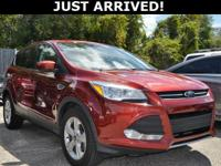 This Escape features:  32/23 Highway/City MPG  Awards: