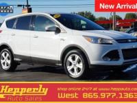Clean CARFAX. CARFAX One-Owner. This 2014 Ford Escape
