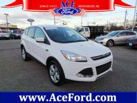 Exterior Color: oxford white, Body: SUV, Engine: