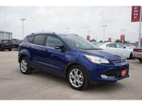 Check out this 2014 Ford Escape Titanium. It has an