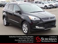 CARFAX One-Owner. Clean CARFAX. Tuxedo Black 2014 Ford