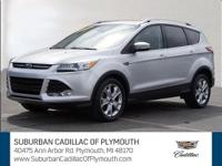 We present this 2014 Ford Escape finished in Ingot