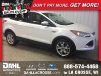 Recent Arrival! 2014 Ford Escape Titanium AWD CARFAX