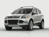 Clean One Owner Ford Escape in Fantastic Condition.