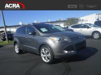 2014 Escape, 31,990 miles, options include: a Sunroof,